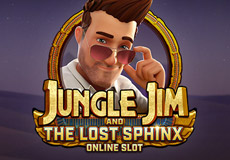 Jungle Jim and the Lost Sphinx Slot Mobile (Microgaming) USE PROMO CODE 'LUCKYPUG' FOR 50 FREE SPINS