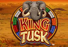 King Tusk™ Slot Mobile (Microgaming) 500% WELCOME BONUS UP TO €/$100