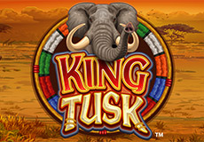 King Tusk™ Slots  (Microgaming) GET 50 FREE SPINS NO DEPOSIT
