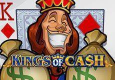 Kings of Cash Slots Mobile (Microgaming) PLAY IN DEMO MODE OR FOR REAL MONEY