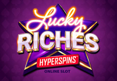 Lucky Riches: Hyperspins Slots  (Microgaming)