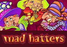 Mad Hatters Slots Mobile (Microgaming) 500% WELCOME BONUS UP TO €/$100