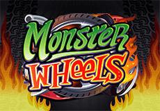 Monster Wheels Slots Mobile (Microgaming)