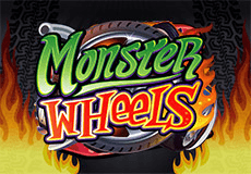 Monster Wheels™ Slots  (Microgaming)