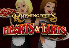 Rhyming Reels Hearts and Tarts Slots Mobile (Microgaming)