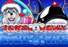 Santa Paws Slots  (Microgaming) PLAY IN DEMO MODE OR FOR REAL MONEY