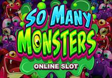 So Many Monsters Slots Mobile (Microgaming) PLAY IN DEMO MODE OR FOR REAL MONEY