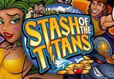 Stash of the Titans Slots  (Microgaming)