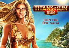 Titans of the Sun - Theia Slots  (Microgaming)