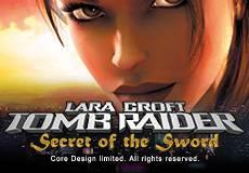 Tomb Raider Secret of the Sword Slot Mobile (Microgaming) 500% WELCOME BONUS UP TO €/$100