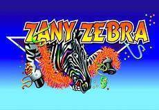 Zany Zebra Slots  (Microgaming) PLAY IN DEMO MODE OR FOR REAL MONEY