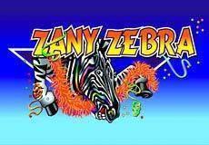 Zany Zebra Slots  (Microgaming)