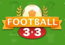 Football 3X3 Slots  (1x2gaming)