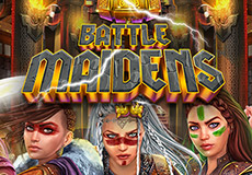 Battle Maidens Slots  (1x2gaming)