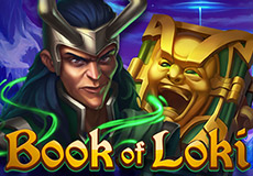 Book of Loki Slots  (1x2gaming)