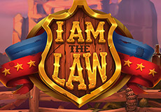 I Am The Law Slots Mobile (1x2gaming)