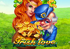 Irish Love Slots  (1x2gaming)
