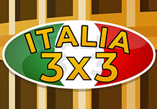 Italia 3X3 Slots Mobile (1x2gaming)
