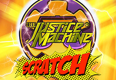 Justice Machine Scratch Árkád Mobile (1x2gaming)