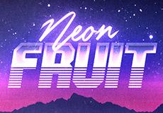 Neon Fruit Slots  (1x2gaming)