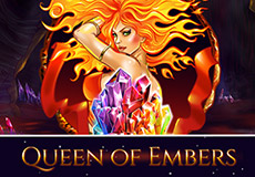 Queen of Embers Slots  (1x2gaming)