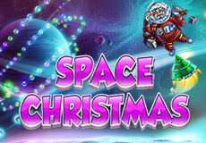Space Christmas Slots  (1x2gaming)
