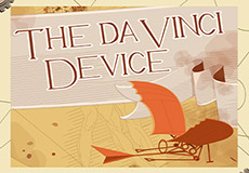 The Da Vinci Device Slots  (1x2gaming)