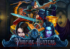 Vampire Hunters Slots  (1x2gaming)