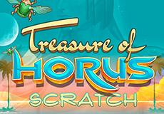 Treasure of Horus Scratch Árkád Mobile (1x2gaming)