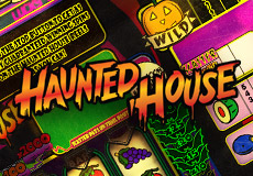 Haunted House Slots  (Big Time Gaming)