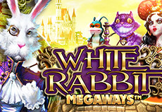 White Rabbit Slots  (Big Time Gaming)