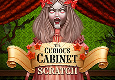 The Curious Cabinet Scratch Slots  (1x2gaming)