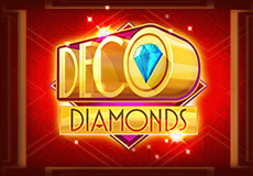 Deco Diamonds Slots  (Microgaming)