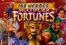 108 Heroes Multiplier Fortunes Slots Mobile (Microgaming)