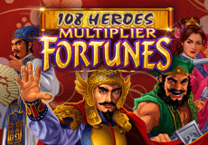 108 Heroes Multiplier Fortunes Slots  (Microgaming)