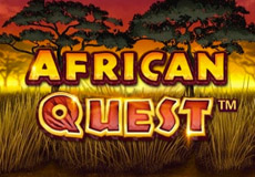 African Quest Slots Mobile (Microgaming)