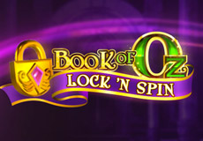 Book of Oz Lock N Spin Slots  (Microgaming)