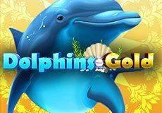 Dolphins Gold Slots  (MrSlotty)