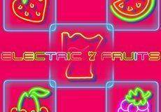Electric7Fruits Slots  (MrSlotty) GET €/$ 100 CASINO BONUS