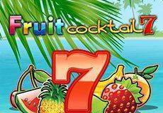 FruitCocktail7 Slots  (MrSlotty) 500% WELCOME BONUS UP TO €/$100