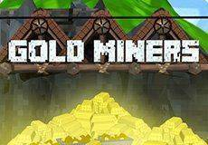 Gold Miners Slots  (MrSlotty) PLAY IN DEMO MODE OR FOR REAL MONEY