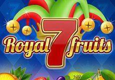 Royal7Fruits Slots  (MrSlotty) GET €/$ 100 CASINO BONUS