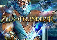 Zeus the Thunderer II Slots  (MrSlotty) GET €/$ 100 CASINO BONUS