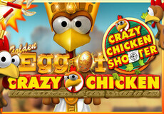 Golden Egg of Crazy Chicken CCS Slots  (Gamomat)