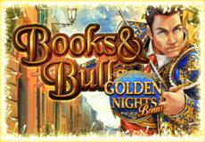 Books & Bulls GDN Slots Mobile (Gamomat)