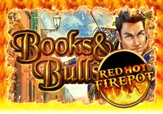 Books & Bulls RHFP Slots Mobile (Gamomat)