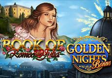 Book of Romeo and Julia GDN Slots Mobile (Gamomat)