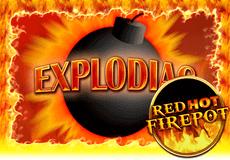 Explodiac RHFP Slots Mobile (Gamomat)