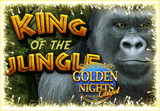King Of The Jungle GDN Slots Mobile (Gamomat)