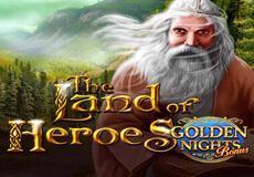 Land Of Heroes GDN Slots Mobile (Gamomat)